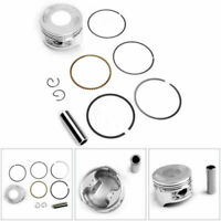 Piston Kit +0.50 Fits Honda CG200 NO.13101-LA66-0400 Bore Size 64.00mm 200cc