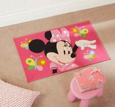 Disney Minnie Mouse Kids / Childrens Play Rug 50x80cm