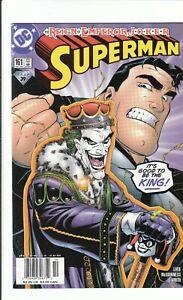 Superman #161  9.2 Joker/Harley