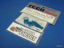 Tamiya F103GT Alum Front Axle Shaft+Wheel Hub (Tech Racing TGT020) Made in Japan