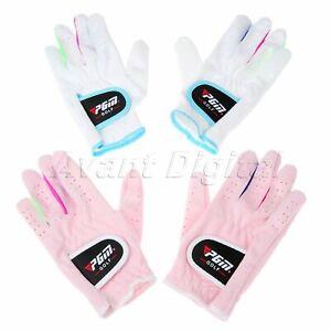 Sports Children Golf Gloves Breathable Anti Skid Sport Gloves Practice Outdoor