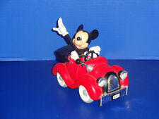 Disney Peter Mook Mickey Mouse Driving Car Not To Be Found Anywhere Vintage Tags