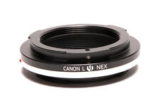 Adapter ring for Canon 50mm F0.95 lens to Sony a7 7R S 7II NEX Camera NEU