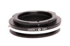 Anneau adaptateur pour Canon 50mm F0.95 lentille pour Sony a7 7R S 7II NEX Neuf
