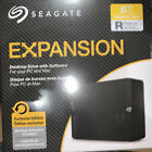 Seagate Expansion 8TB Desktop HDD Hard Drive w/ Software STKR8000400 NEW SEALED