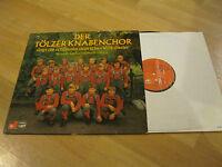 LP Der Tölzer Knabenchor Singt deutsche Volkslieder Vinyl Schallplatte 17221490