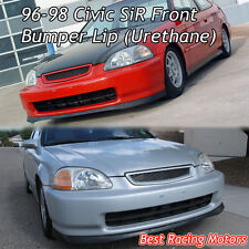SIR Style Front Bumper Lip (Urethane) Fits 96-98 Honda Civic 3dr
