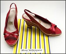 Wittner Special Occasion Open Toe Heels for Women