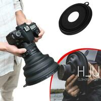 Universal Reflection-free Collapsible Photography Lens Phone For Camera P0I0