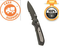 Benchmade 560bk-1 Freek Serrated Edge with Axis Lock and G-10 Handle KNIFE