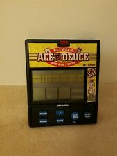 Radica Between Ace Deuce Red Dog Poker Handheld Electronic Travel Game Model 960