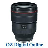 NEW Canon RF 28-70mm f/2L USM F2 L Lens for Canon EOS R RP 1 Year Aust Wty