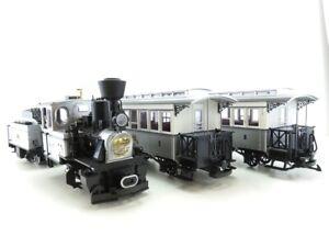 """(ALA147) LGB 29151 G DC Zug-Set """"120 J. Ernst Paul Lehmann"""" Limited Edition OVP"""