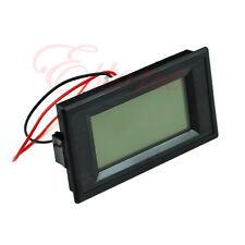 7-30V 2-wire LCD Digital Blue Volt Panel Meter Voltmeter Monitor DC