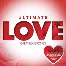 Love Compilation Box Set Music CDs & DVDs
