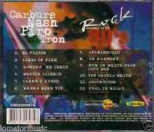ultra rare CD CARBURE falton NASH weepin silence 80's  baron rojo colombianrock