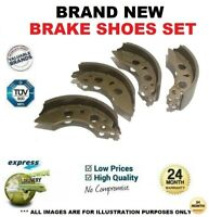 BRAKE SHOES SET for MERCEDES BENZ E-CLASS Convertible E250 CGI 2010-2016