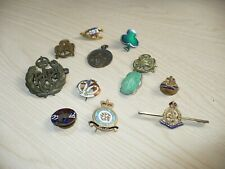 Assorted Badges and Medals  Lot 60