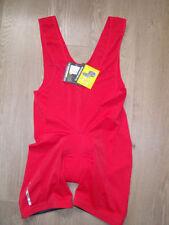 Abbigliamento rossi in nylon per ciclismo