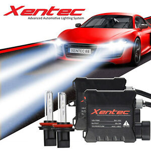 Xentec 9006 5000K OEM Bulbs HID Conversion Kit Xenon Light Headlight Foglight