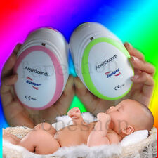 CE Pocket Prenatal Heart monitor Fetal Doppler BABY Monitor Heartbeat Angelsound