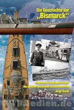 """Die Geschichte der """"Bismarck"""" - Einsatzgeschichte des größten Schlachtschiffes"""