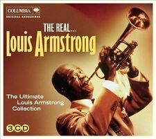 NEW Real Louis Armstrong (Audio CD)