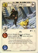 A game of thrones LCG - 1x Ranger of invierno #025 - The Winds of invierno