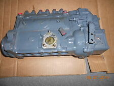 Case 451 504 Engine Injection Pump  6 Cylinder Bosch