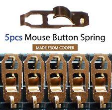 spring fix double click fit Logitech MX400 MX600 MX610 mouse Laser Cordless