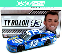 Ty Dillon 2020 Geico Hump Day 1/24 Die Cast IN STOCK