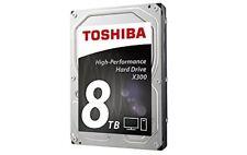 "Egp229507 Toshiba X300 8.000gb Serial ATA III 3.5"" 7.200rpm 128mb Cache"