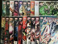 AVENGERS 63-84 (20) comics 1st Captain Britain COMPLETE STORIES! Marvel books