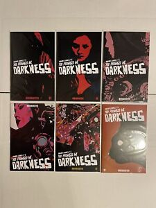 You Promised Me Darkness #1A-F Cover Set NM (Behemoth)