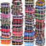 Stripes Military 22mm Nylon Watchband Fiber Woven Watch Strap Wristwatches Band