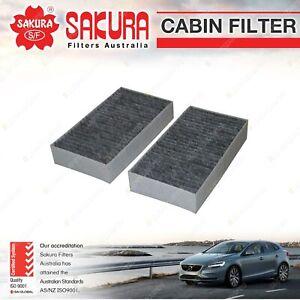 Sakura Cabin Filter for Mercedes Benz ML420 ML500 ML63 AMG W164 V8 2005-2018