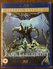 Pan's Labyrinth Region B Blu-ray (Better PQ than US release) Guillermo del Toro