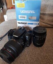 Macchina fotografica digitale Canon EOS 400D 10 mp usata