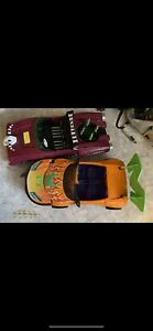 1997 The mask Figures & Cars