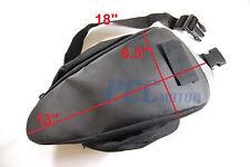 Zipper Triangular Outdoor Bicycle Polyester Dual Pocket Multi Purpose Bag I TK20