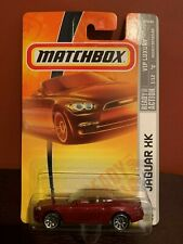 2008 Matchbox JAGUAR XK VIP Luxury