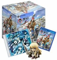 USED PSVITA Legend of Heroes Zero no Kiseki Evolution Limited Edition 65024JAPAN