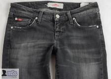 Cotton Indigo, Dark Wash Straight Leg Jeans Lee for Women