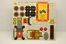 "COLLECTION SHELL BERRE 1959 ""BOLIDES D'AUTREFOIS"" OLDSMOBILE 1904"