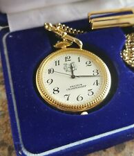 Citizen Quartz Pocket Watch University of Guam Amateur Championship 6031