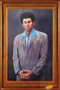 KRAMER Seinfeld Poster 16x20 inch