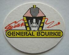 STEP INTO THE GENERAL BOURKE COASTER