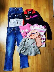 Bekleidungspaket Mädchen 122