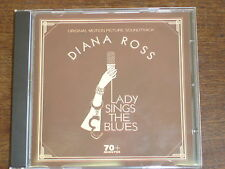 DIANA ROSS Lady sings the blues CD