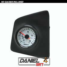 01 06 Volvo S60 - Single Gauge Pod 52mm (OEM) Driver Side Vent